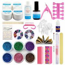 Manicure 28 Set Of Tools Nail Kit UV Led UV Gel Nail Tip Nail Art Tools Starter
