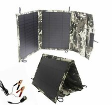 10W 12V solar panel mono battery charger RV AGM Complete Kit car RV marine atv