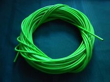 Universal Outer Cable Housing 4.78mm, Neon Green (Sold By The Foot)