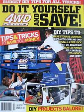 4WD Custom Guide Magazine - No 30 Mods To Make Your Winch Work