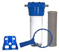 High flow Koi fish ponds dechlorinator water filter chlorine removal Aquati