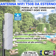 Antenna WiFi esterno alta potenza condivisione Internet ovunque, ampio raggio