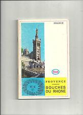 Ancien Guide Esso Provence Bouches du Rhône