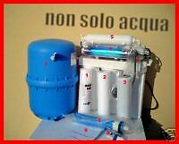 depuratore ad osmosi inversa,impianto ad osmosi inversa