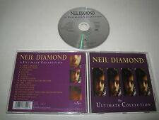 NEIL DIAMOND/THE ULTIMATE COLLECTION(MCA/MCD 17752)CD ALBUM