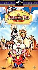 American Tail, An - Fievel Goes West (VHS, 2001)
