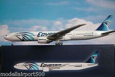 Hogan wings 1:500 Boeing 777-300er EgyptAir li8225 + HERPA wings catalogue