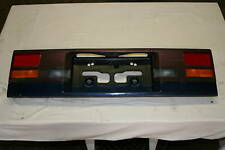 90 91 92 Mazda 626 Rear License Panel Tail Lights OEM