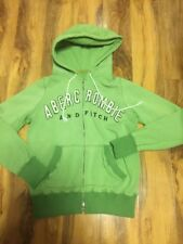 Abercrombie &  Fitch Ladies Zipped Hoodie Size M