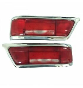Mercedes-Benz Taillights Complete - W111 Coupe Cabrio