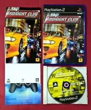 Midnight Club - Street Racing - PLAYSTATION 2 - PS2 - USADO - MUY BUEN ESTADO