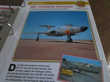 Faszination 4 130 McDonnell RF 101 A/C Voodoo