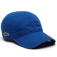 Lacoste - Cap - blau - NEU & OVP ( RK9811 )