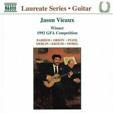 Jason Vieaux - Guitar Recital CD (1996) NEW & SEALED