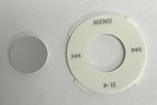 Apple iPod Nano 3G clickwheel, white with center button