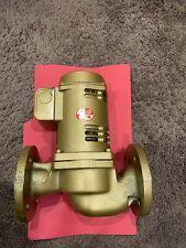 Bell Amp Gossett Pl130b Circulator Pump Bronze 1bl065 Lf 115volt 25hp Nos
