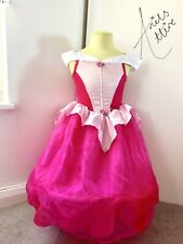 Disney Store DELUXE Aurora Sleeping Beauty Dress Up Costume - Age 3-4 Years
