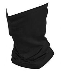 USA Stock, Multi-Use Face Mask Head Wrap Neck Gaiter Sweatband Balaclava Buff