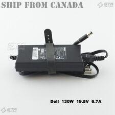 Genuine 130W Dell AC Adapter 19.5V 6.7A DA130PE1-00  CN-0JU012  0JU012  JU012