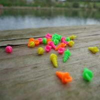 200pcs Bait Screws Boilie Screws Carp Fishing Terminal Tackle End Chod Hair Rigs