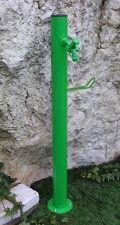 BONFANTE Fontanella Punto Acqua rotondo metallo TAVOLOZZA Verde verniciato