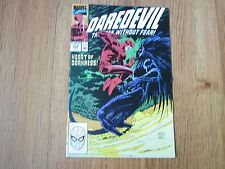 DAREDEVIL Comic 1990 #278....minty