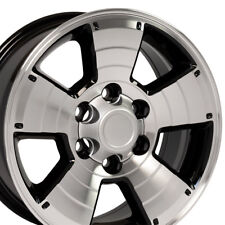 "17"" Wheels Fits Toyota 4 Runner Tacoma Tundra Sequoia FJ Cruiser 6X139 17X7.5"