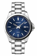 Seiko Stainless Steel Case Quartz (Battery) Wristwatches
