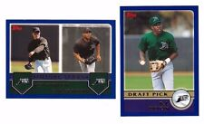 2003 TAMPA BAY DEVIL RAYS Team Set Series 1 & 2 w/ Traded Topps 32 cards