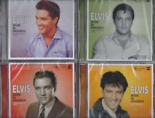 ELVIS WORK IN PROGRESS OUTTAKES VOL.1 VOL. 2 VOL. 3 VOL. 4 CASE SEALED 85 TRACKS