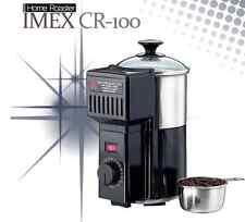 IMEX Home Electric Coffee Roaster CR-100 Automatic Bean Roasting 220V