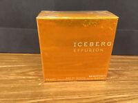 ICEBERG EFFUSION EDT 75 ML / 2.5 OZ SPRAY WOMEN NIB SEALED BOX ORIGINAL