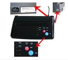 Tattoo Stencil Maker Transfer Machine Flash Thermal Copier Printer Supplies Safe