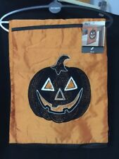 Pier 1 One Imports Pre-Lit Pumpkin Halloween Fall Table Runner NWT