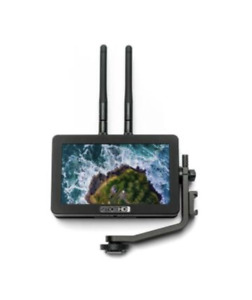 """SmallHD FOCUS 5"""" Camera-Top LED Monitor with Built-In Bolt 500 LT Transmitter"""