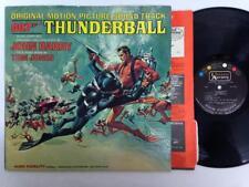 JOHN BARRY TOM JONES LP: Thunderball Movie Sound Track,NM OG 1965 UA 4132 Mono