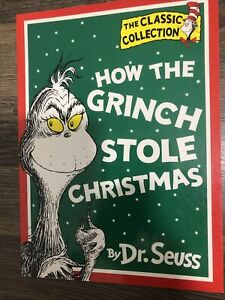 Dr Seuss How The Grinch Stole Christmas, Classic Collection