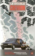 """LE DOUBLE CHEVRON 90 AX 5 PORTES PUB AU TIBET SECURITE CLIP """"CITROEN FOR EVER"""""""