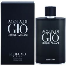 Acqua Aqua Di Gio Profumo by Giorgio Armani 6 oz Eau De Parfum for Men NIB