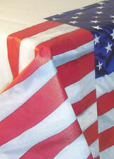 USA American Flag Party Tablecover
