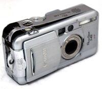 Canon PowerShot S45 Digital Camera