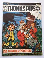 Thomas Pips 17, De rinkelrooier - Tillieux - 1e druk Het Volk