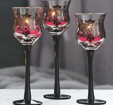 Partylite Forbidden Fruits Votive Trio Candle Holders Set Of 3 Nib