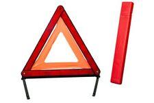 Warndreieck Dreieck Notfall Panne Euro Mini mit Kunststoffköcher