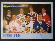 NHL 11 Checklist 1 Classic Hockey Draft 1993/94