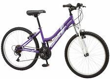 """New RoadMaster Granite Peak 24"""" Girls Mountain Bike - Purple """"FAST SHIPPING"""""""