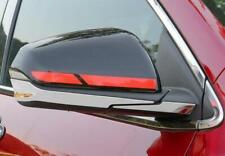 For Chevrolet Equinox 2018 19 2020 steel Door Rearview Mirror Strip Cover Trim