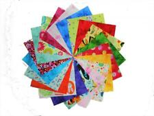 80 5 Inch Happy Easter Quilting Fabric Squares Charm Pack 20 prints 20 tonals