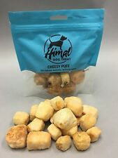 6 Bags of Himal Cheesy Puffs Dog Treat - Himalayan Yak and Cow's Milk Cheese