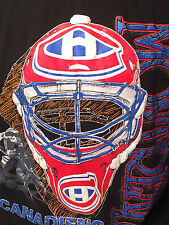 Montreal Canadiens #33 Patrick Roy Goalie Mask 1993 Stanley Cup Champs T Shirt